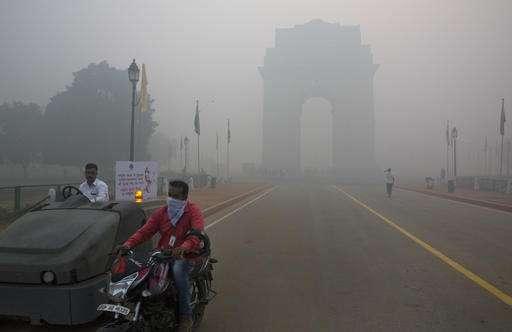 2 billion children breathe toxic air worldwide, UNICEF says