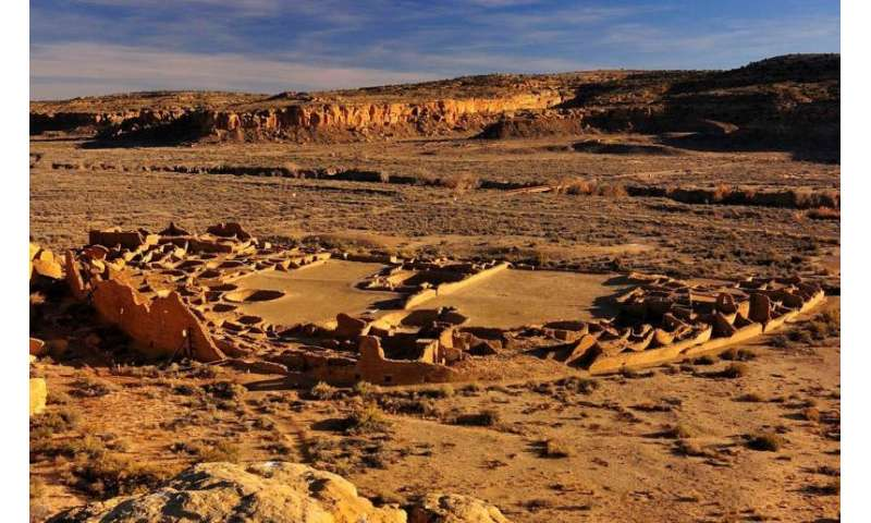 Ancient Southwest marked by repeated periods of boom and bust