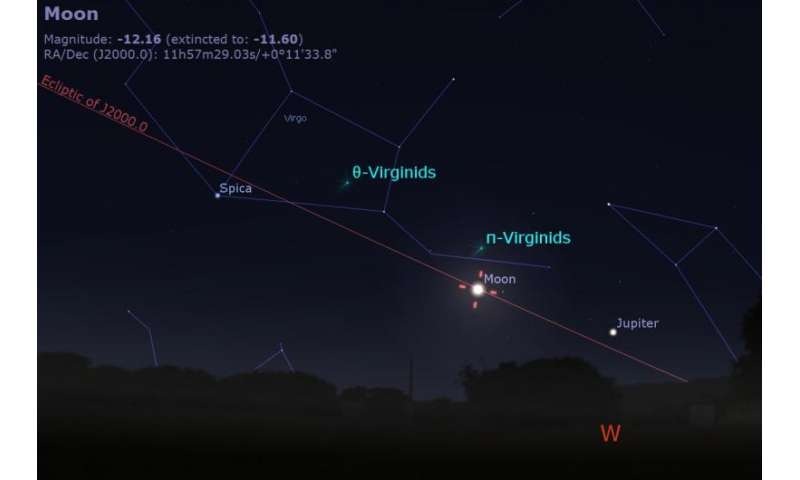 A PENUMBRAL LUNAR ECLIPSE LEADS THE WAY TO EASTER WEEKEND