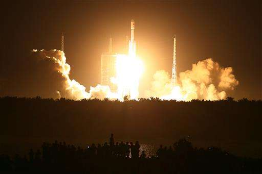 China on schedule for launch this year of 2nd space station