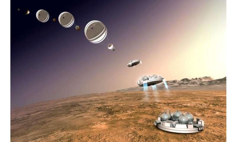 ExoMars mission narrowly avoids exploding booster