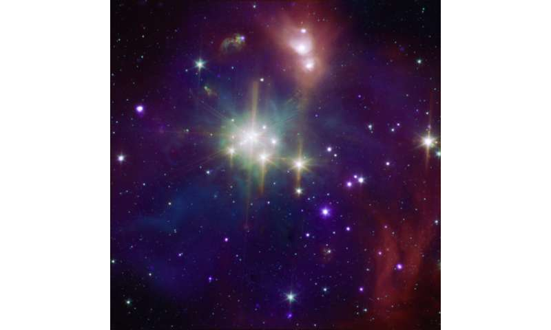 Finding a needle in a space haystack