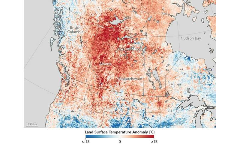 Fort McMurray blaze among most 'extreme' of wildfires, says researcher