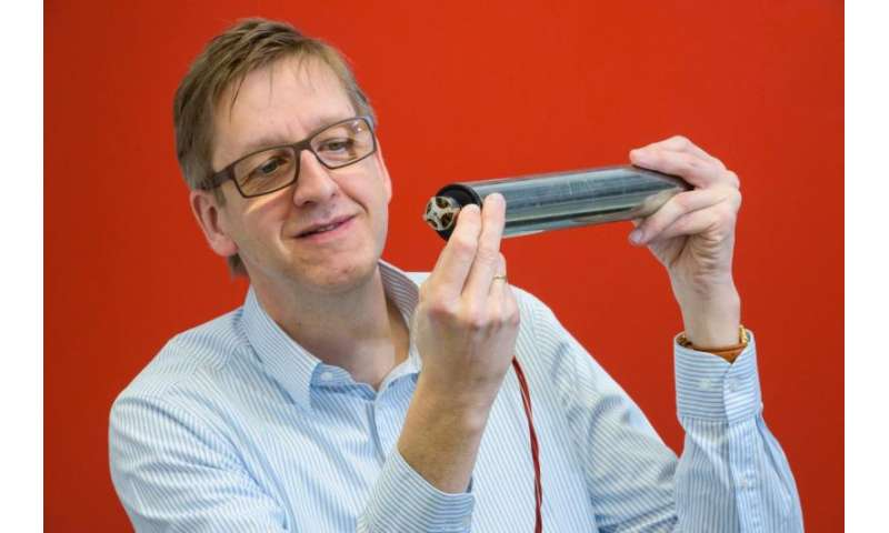 Hannover Messe: Engineers develop smart conveyor rollers for the factory of the future