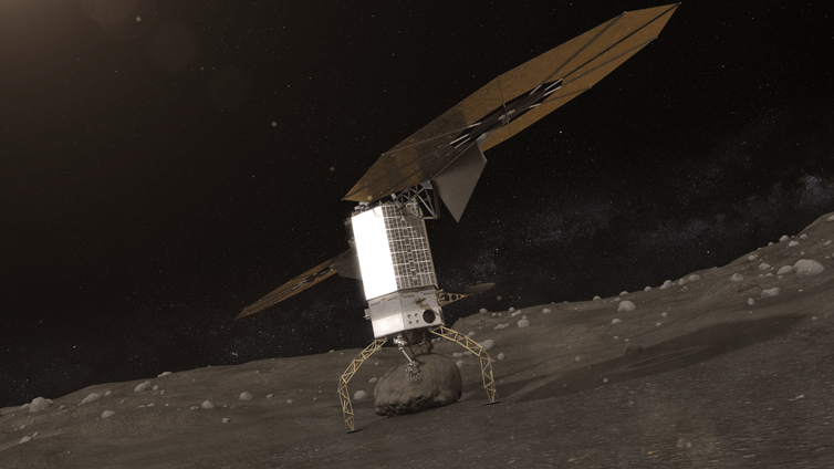 How to capture an asteroid – and why we should go to such trouble