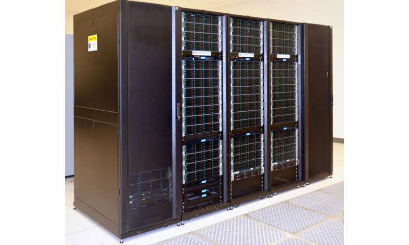 Jefferson Lab's newest cluster makes Top500 list of fastest supercomputers