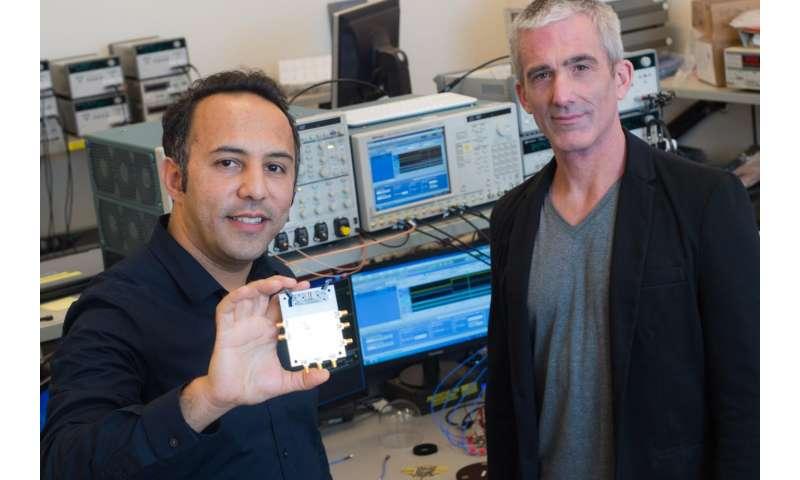 Marconi inspires Rice University design for 1-terabit wireless
