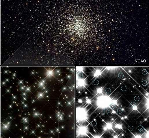 Messier 4 (M4) – the NGC 6121 globular cluster