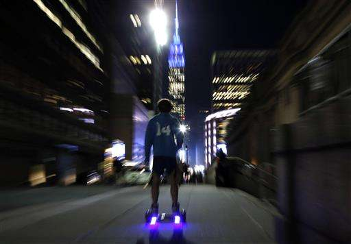 More than 500,000 hoverboards recalled after fires, burns