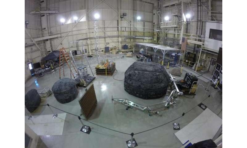 NASA's Asteroid Redirect Mission Completes Robotic Design Milestone