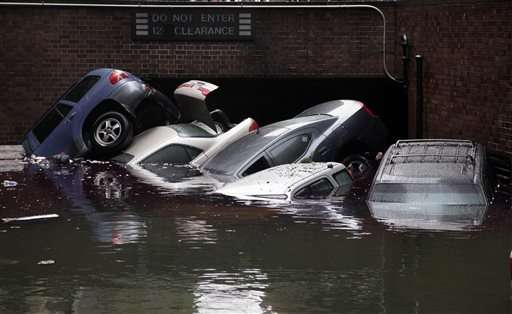 NYC flood defense plan advances, but completion years off