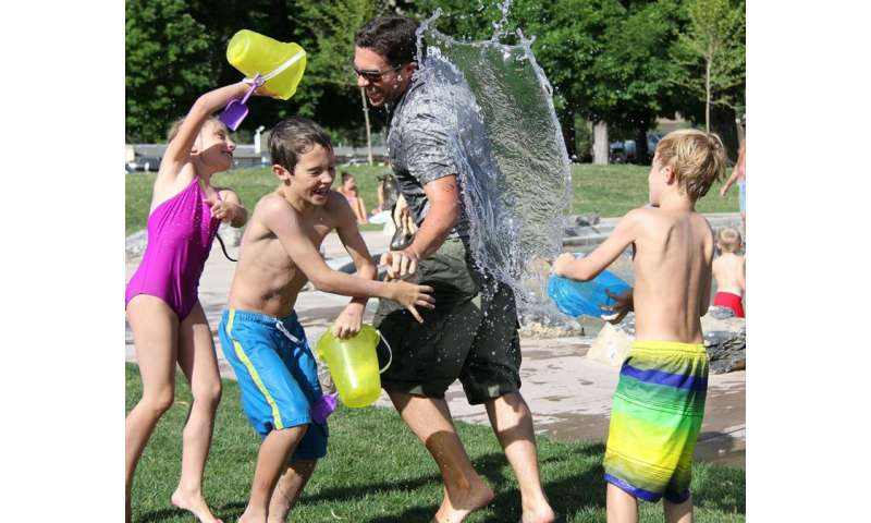 Research examines link between physically active children and healthy adulthood