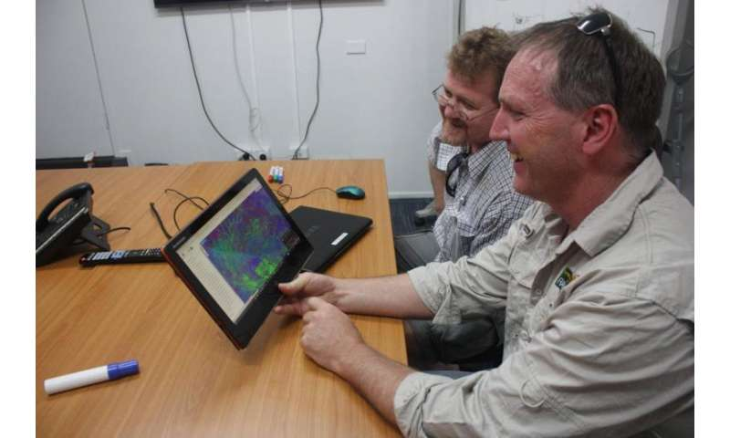 Satellite data helps Australian ranchers meet the rising demand for meat in a changing world