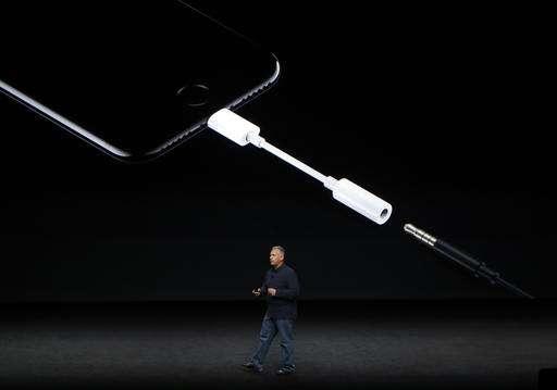 Say goodbye to the iPhone's headphone jack