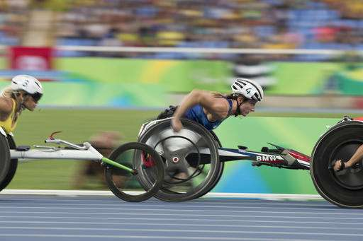 Technology at Paralympics sparks advances and controversy