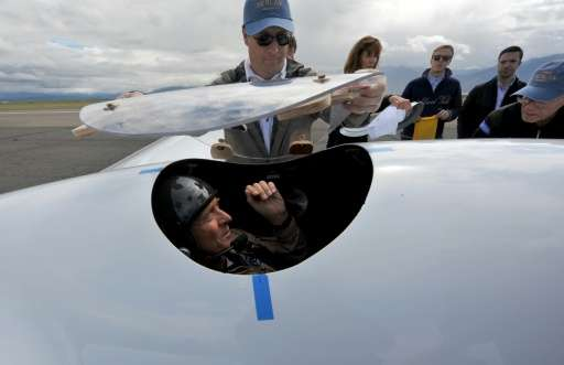 The Airbus Perlan 2 manned glider is preparing for a flight soaring to the edge of space, about 90,000 feet
