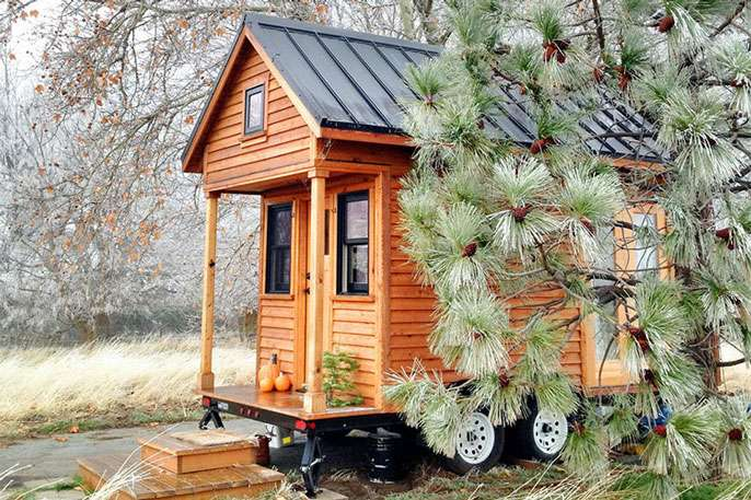 The psychology behind the tiny house movement