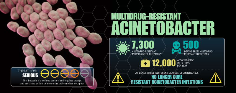 The rise and fall of the antibiotic age