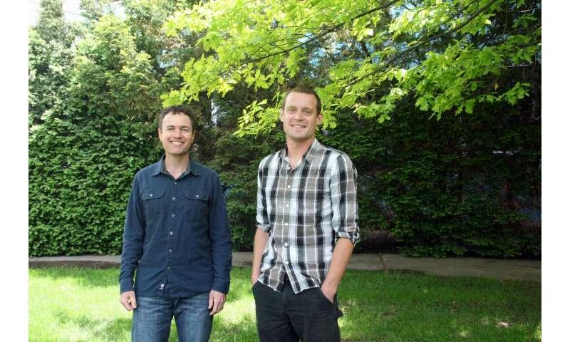 Utah State University ecologists David Koons and David Iles
