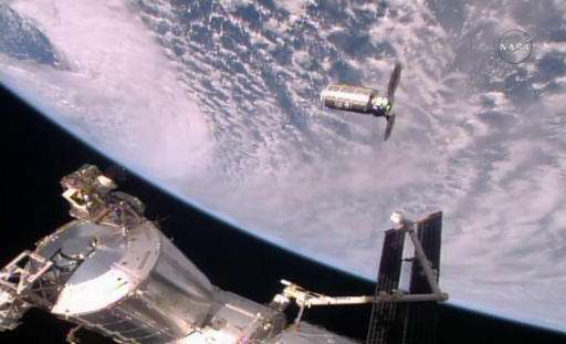 Space station accepts 1st Virginia delivery in 2 years
