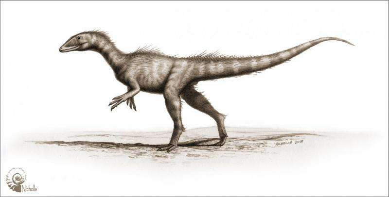 200 million-year-old Jurassic dinosaur uncovered in Wales