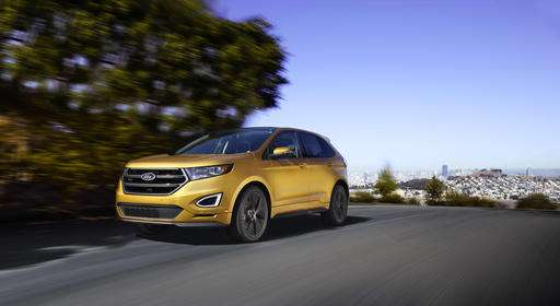 2016 Ford Edge lauded for reliability, powerful engines