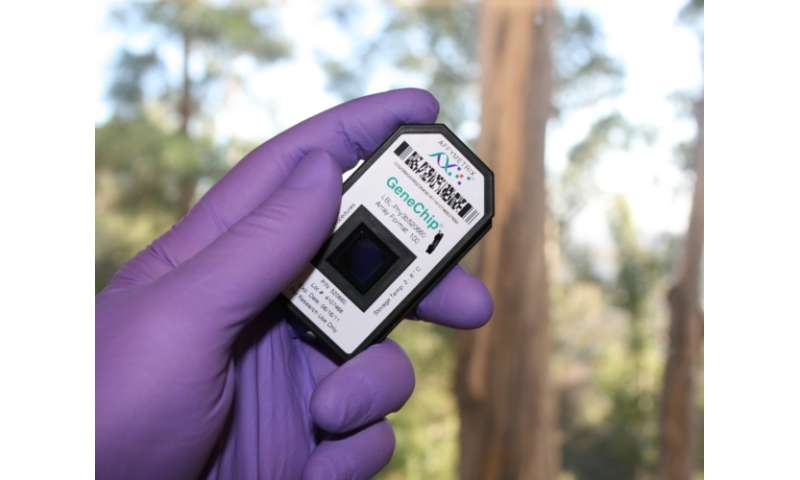 New technology helps pinpoint sources of water contamination