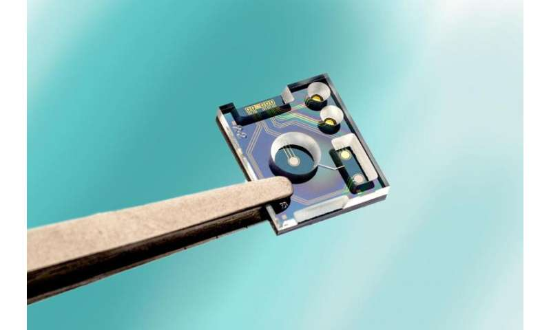 World's first solid-state multi-ion sensor for Internet of Things applications