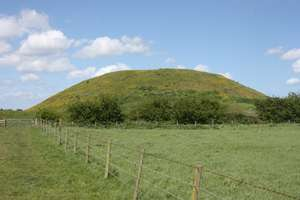 2500-year-old Yorkshire mound discovered