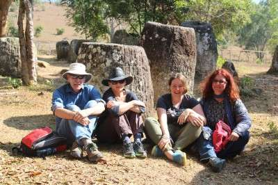 Ancient burial ground discovered at the Plain of Jars
