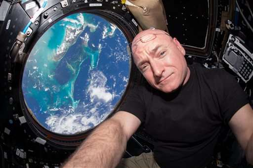 Astronaut Scott Kelly's yearlong mission almost over