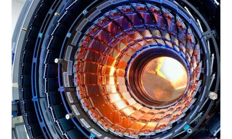 At CERN, eight-inch sensor chips from Infineon could reveal the mysteries of the universe