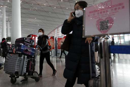 China says smog blanketing cities may finally soon fade