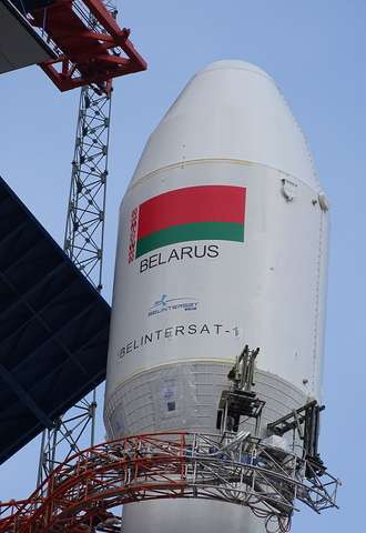 Chinese Long March 3B rocket to launch Belintersat-1 telecommunications satellite for Belarus