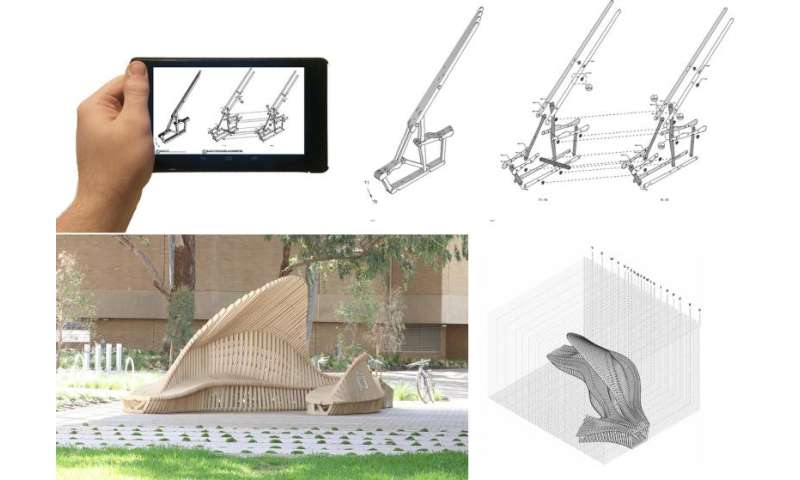 Computing helps with the complex design of modern architecture
