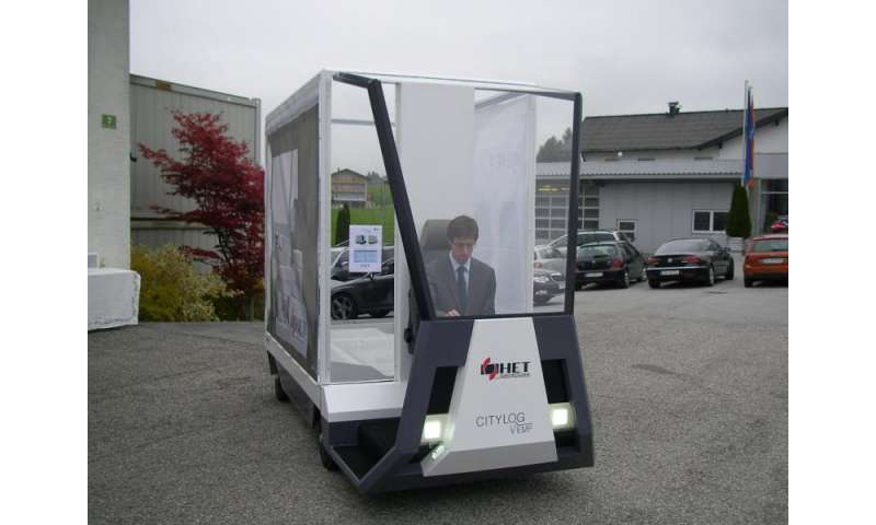 Fuel cells powering inner-city vehicles
