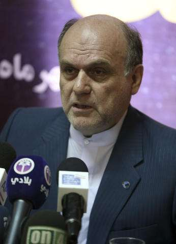 Iran's space agency 'interested' in cooperating with NASA