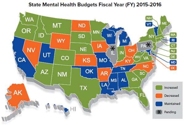 Mental health spending nets return by reducing jail population