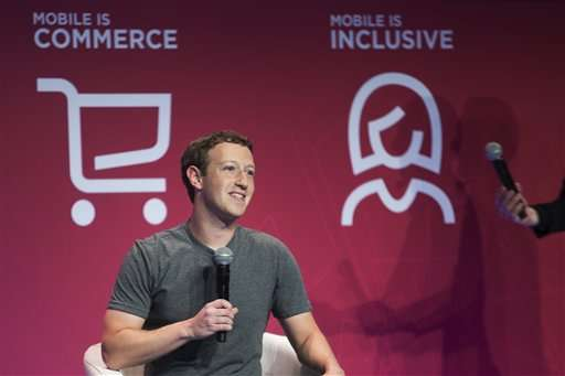 Zuckerberg to press on with Internet access despite setback