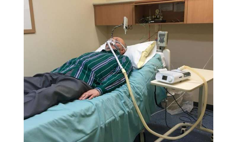 Researchers release global sleep apnoea study