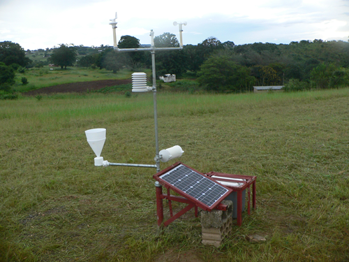 3-D-printed weather stations fill gaps in developing world