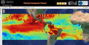 El Niño and global warming combine to cause extreme drought in the Amazon rainforest