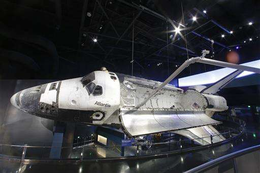 Five years after shuttle, NASA awaits commercial crew capsules