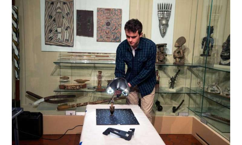 How 3-D printing brings ancient Greek art to life