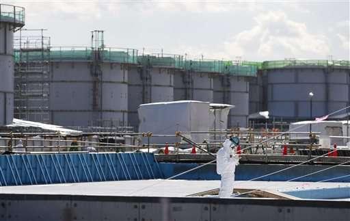 Japan prepares for release of tritium from Fukushima plant