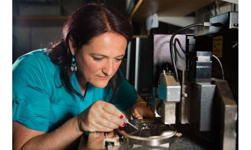 Physics professor makes nanomagnetism discovery