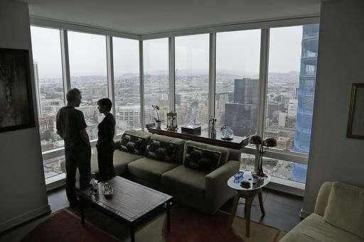 Tilting Sinking San Francisco High Rise Raises Alarm