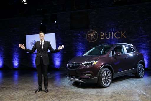 Wheels to Watch: Honda, Toyota, Buick show new vehicles
