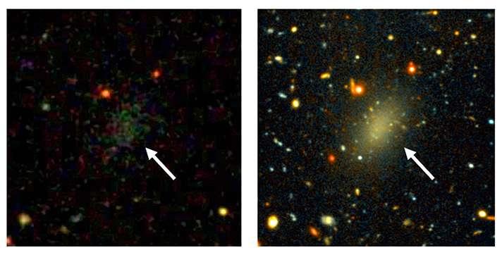 Scientists discover a 'dark' Milky Way
