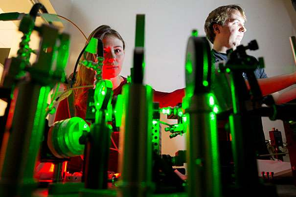 Researchers trace neural activity by using quantum sensors